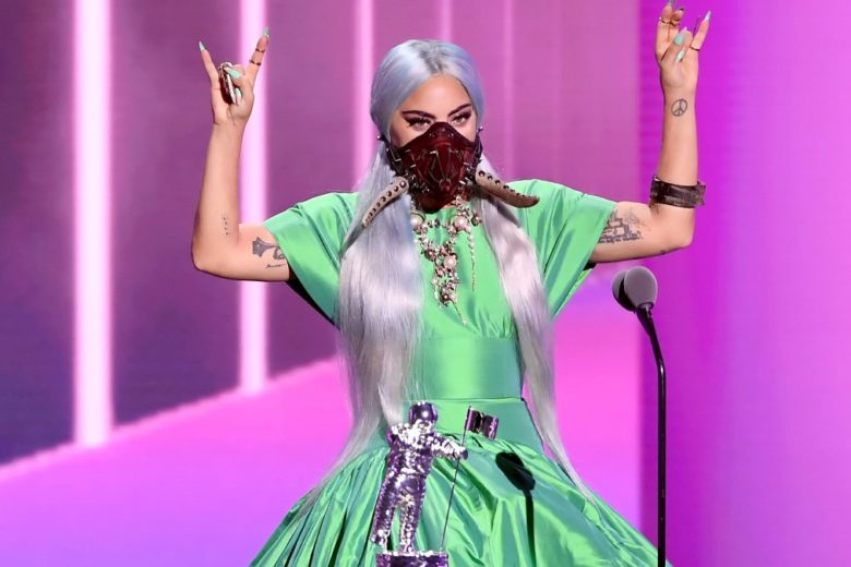 Lady Gaga trionfa agli MTV Video Music Awards: «Sta arrivando la rinascita della cultura pop»