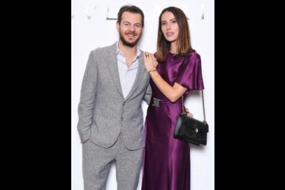 Alessandro Cattelan e Ludovica Sauer bulgari