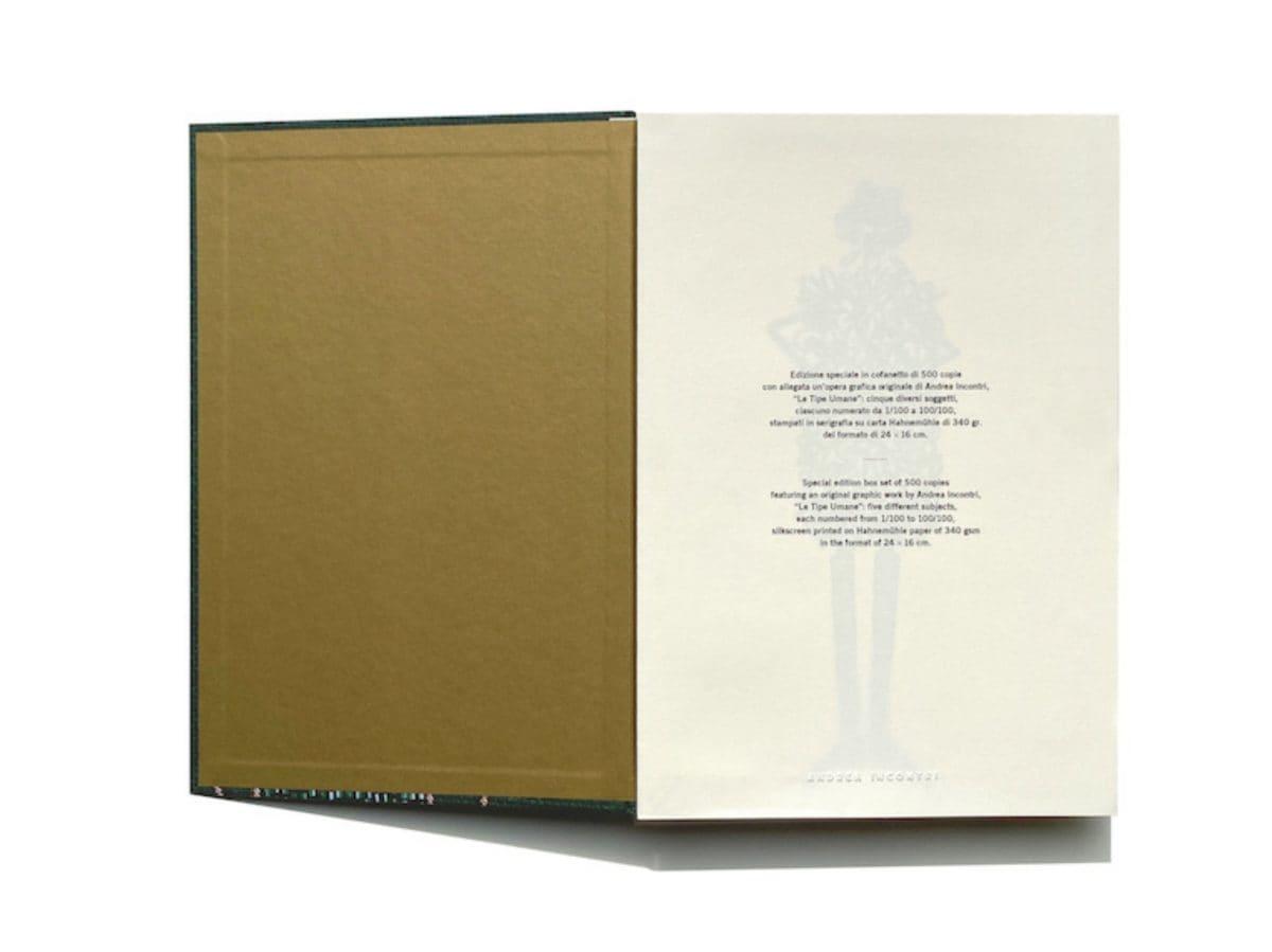 Andrea Incontri Le Tipe Umane Catalogo Mostra Skira Editore 33