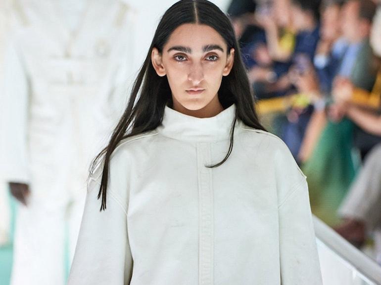 ArmineHarutyunyan gucci giacca bianca