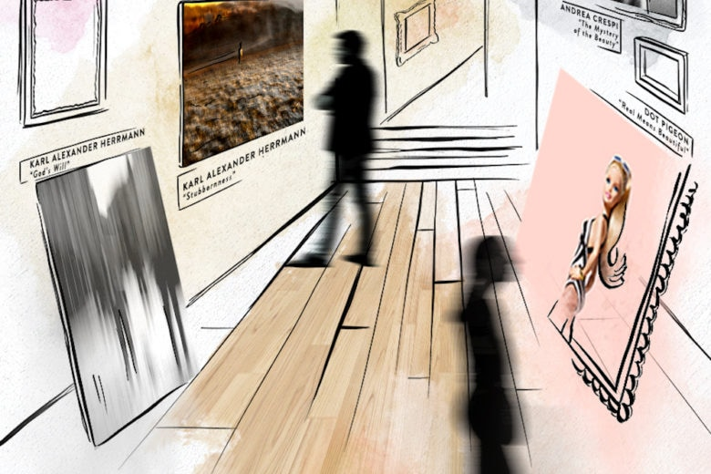 "Su Westwing una selezione di opere d'arte in versione ""temporary""!"