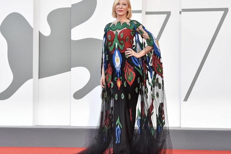 Mostra del Cinema di Venezia 2020: tutti i look delle star al Lido