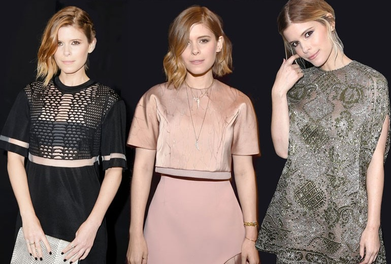 I look di Kate Mara: icona di stile sul red carpet