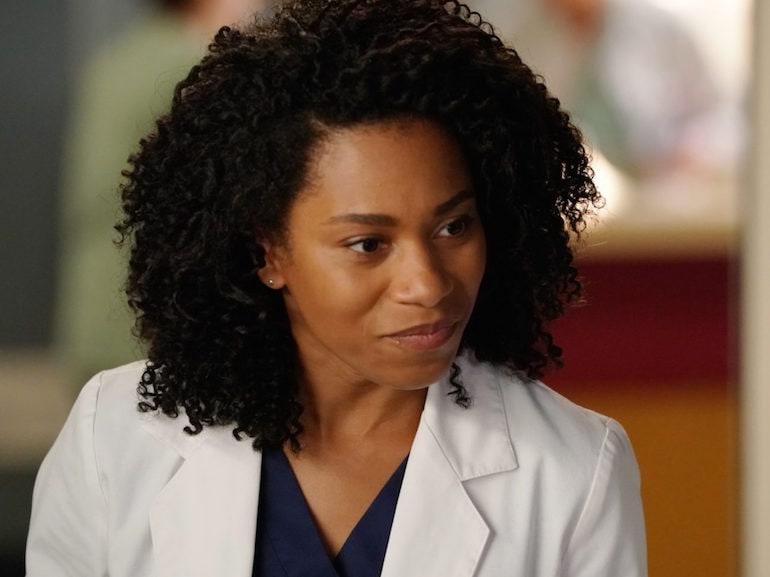 Dott.ssa Pierce Greys Anatomy