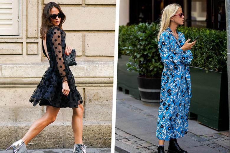 Abiti + stivaletti: 5 modi per indossare la combo più fashion dell'autunno