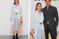 Olivia Palermo e il look color nuvola che tutte sogniamo di indossare