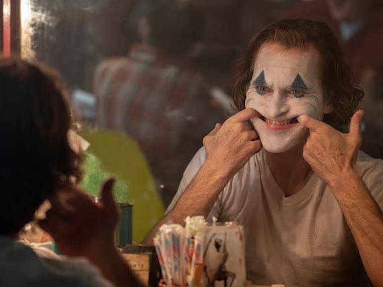 Joker sorriso