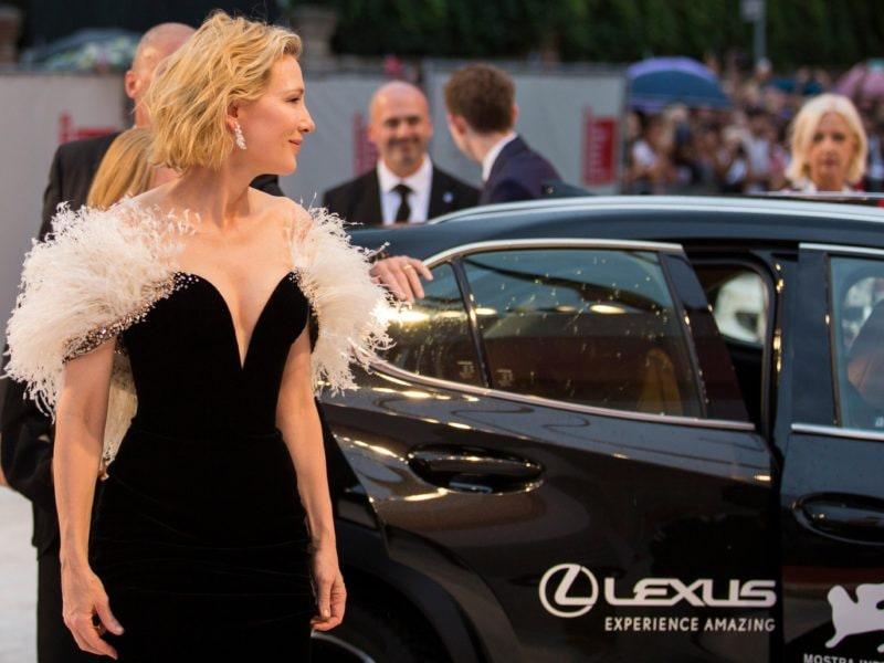 Lexus auto ufficiale festival cinema venezia 2020 Mobile