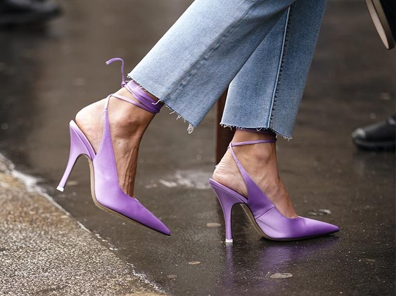 MOBILE_scarpe con il tacco