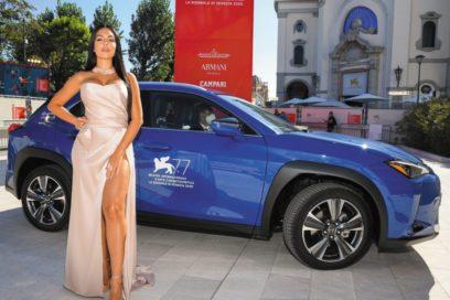 Red Carpet Venezia 2020 Mostra del Cinema Lexus auto ufficiale 12