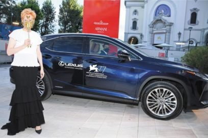 Red Carpet Venezia 2020 Mostra del Cinema Lexus auto ufficiale 14