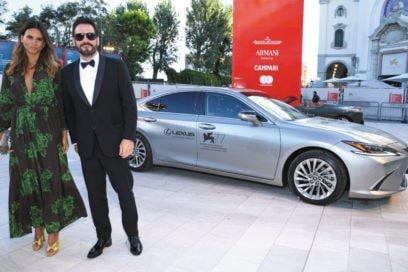 Red Carpet Venezia 2020 Mostra del Cinema Lexus auto ufficiale 15