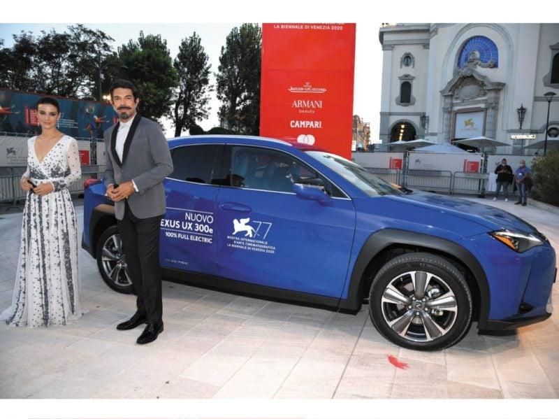 Red Carpet Venezia 2020 Mostra del Cinema Lexus auto ufficiale 19