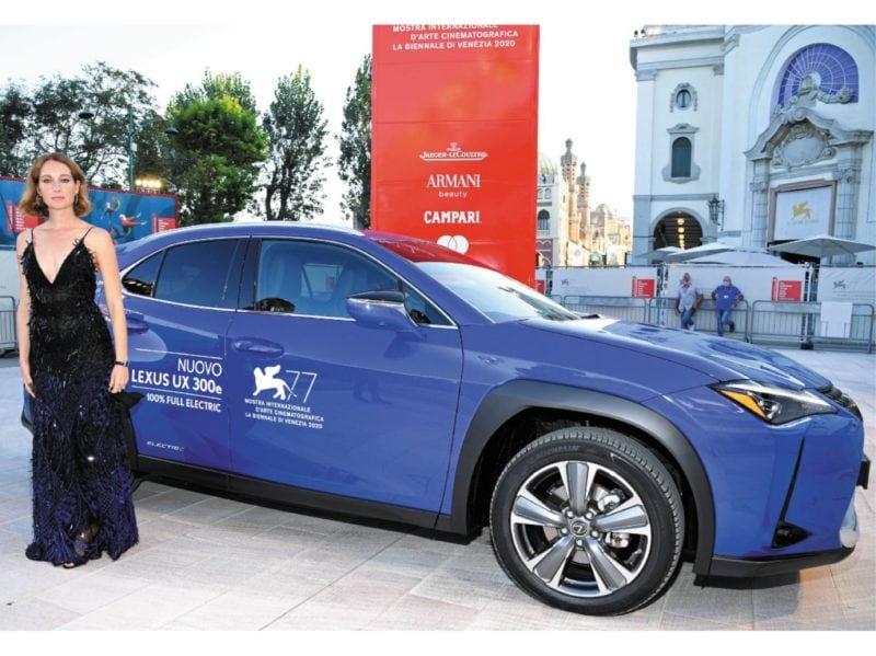 Red Carpet Venezia 2020 Mostra del Cinema Lexus auto ufficiale 26