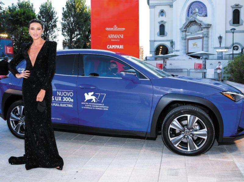 Red Carpet Venezia 2020 Mostra del Cinema Lexus auto ufficiale 30