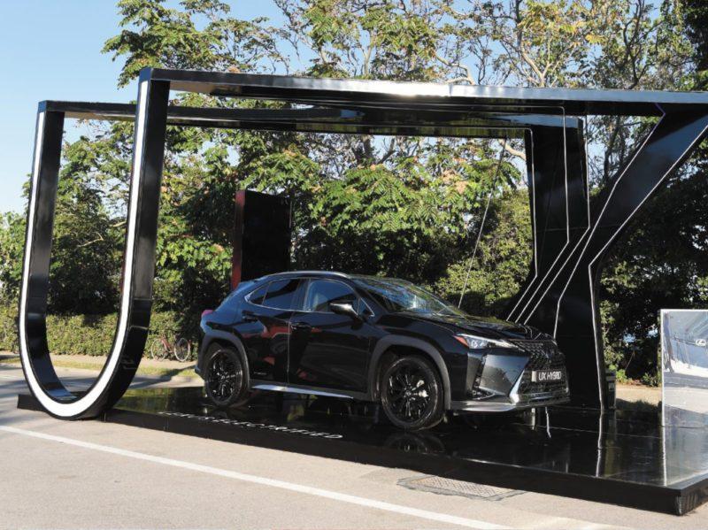 Red Carpet Venezia 2020 Mostra del Cinema Lexus auto ufficiale 9