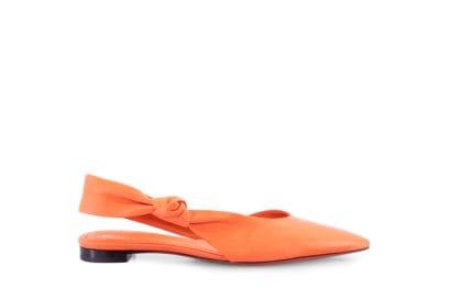 Santoni_Andrea-Renieri-Capsule-Collection-SS21_ballerina_Drappo_Calendula