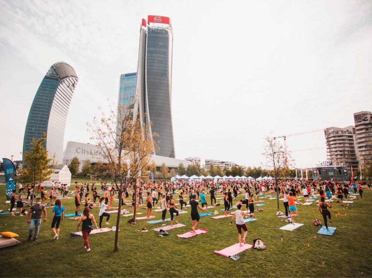 Wanderlust 108 yoga corsa meditazione adidas abbigliamento yoga 29