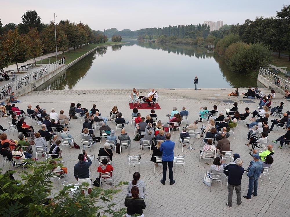 concerto parco nord