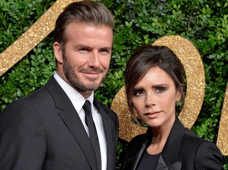 Victoria e David Beckham positivi al Covid: non lo sapeva nessuno