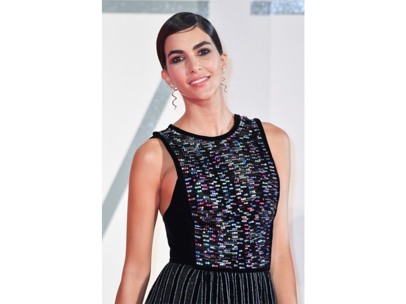 festival-cinema-venezia-2020-beauty-look-Rocío-Munoz-Morales