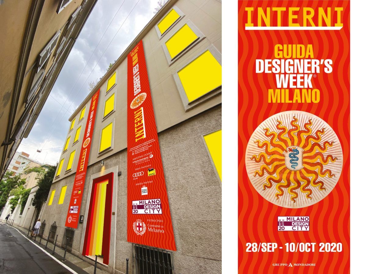interni designers week milano