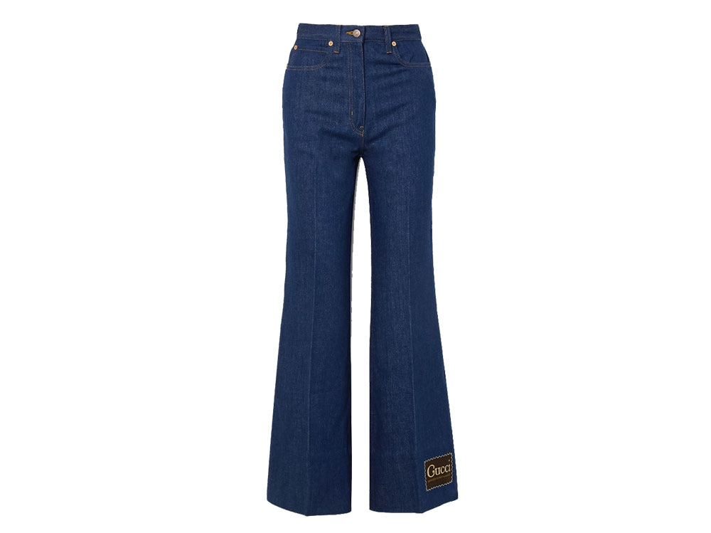 jeans-wide-leg-con-applique-gucci-net-a-porter