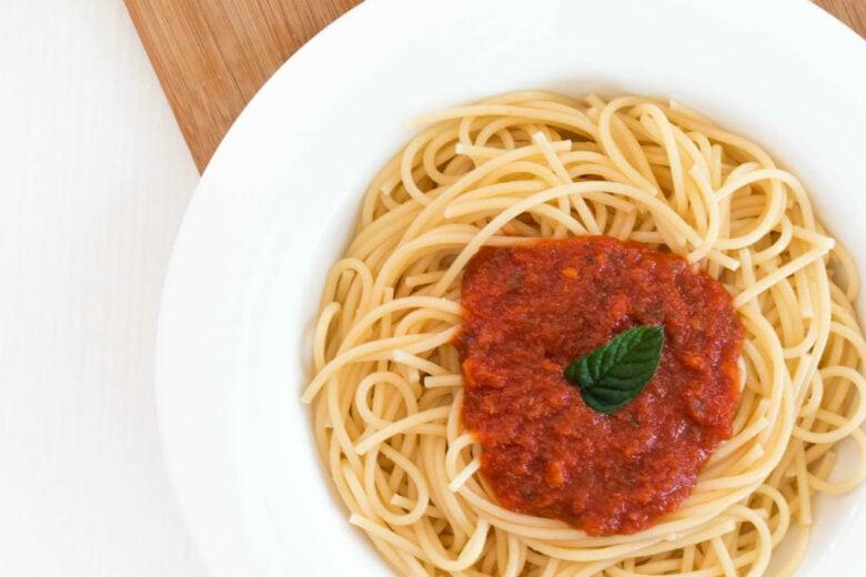5 trucchi per mangiare la pasta senza ingrassare
