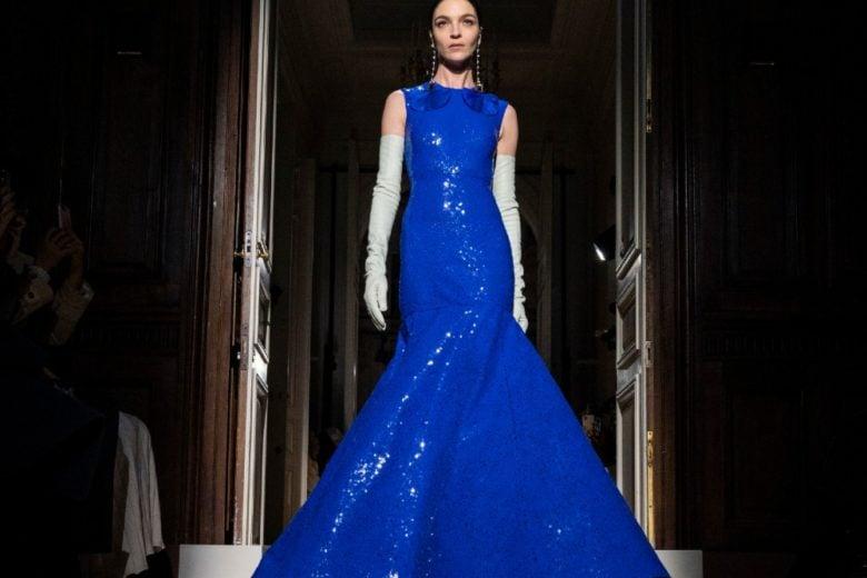 Valentino sfilerà alla Milano Fashion Week