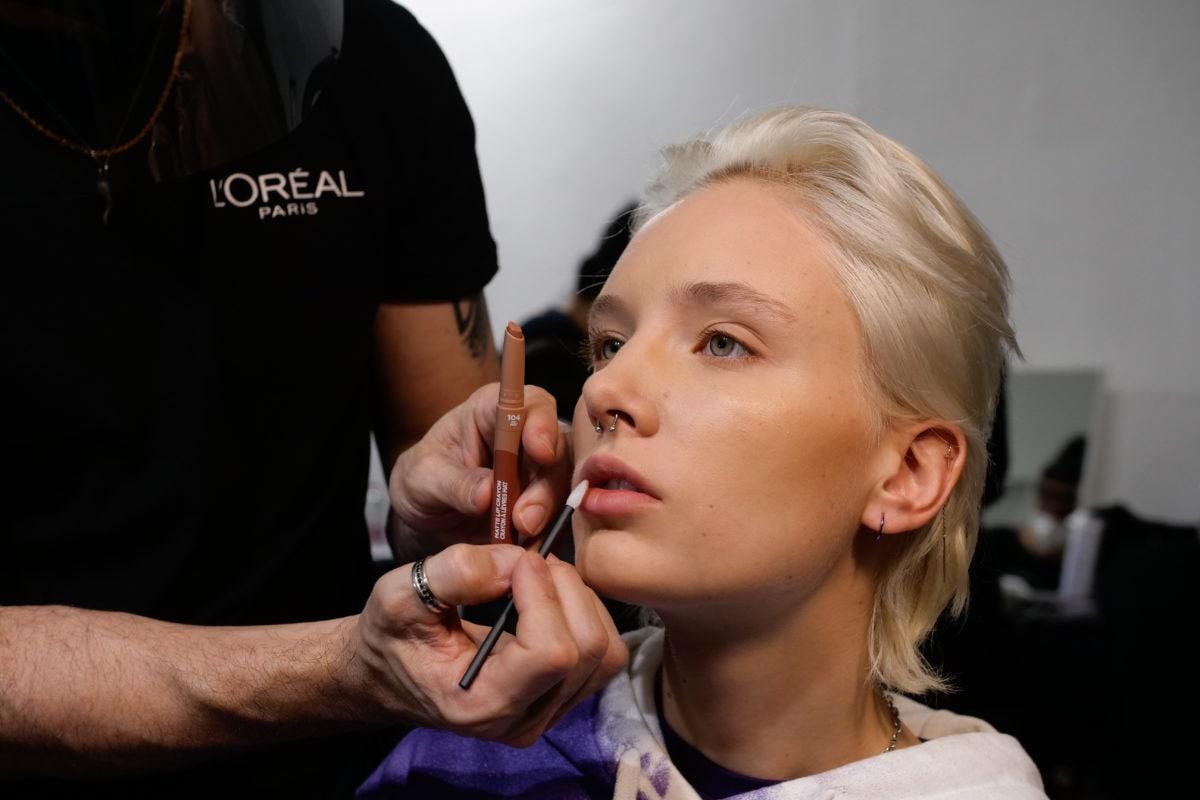Backstage Vien _ L'Oréal Paris_Simone Belli 3 @antoninoamoroso.