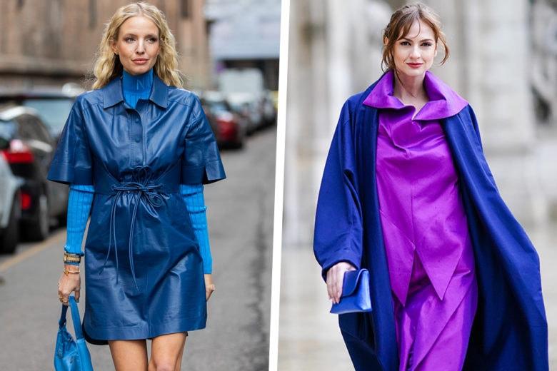 I fashion tricks per abbinare il blu (e ottenere dei look super!)