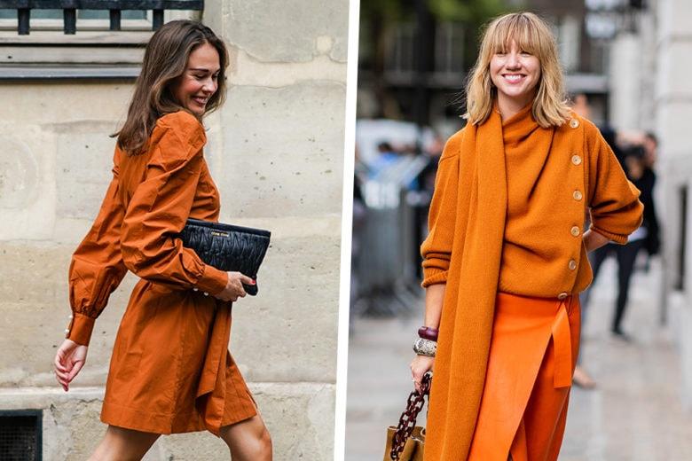 L'arancione è il nuovo nero? Ecco i capi e gli accessori da puntare per cavalcare il trend