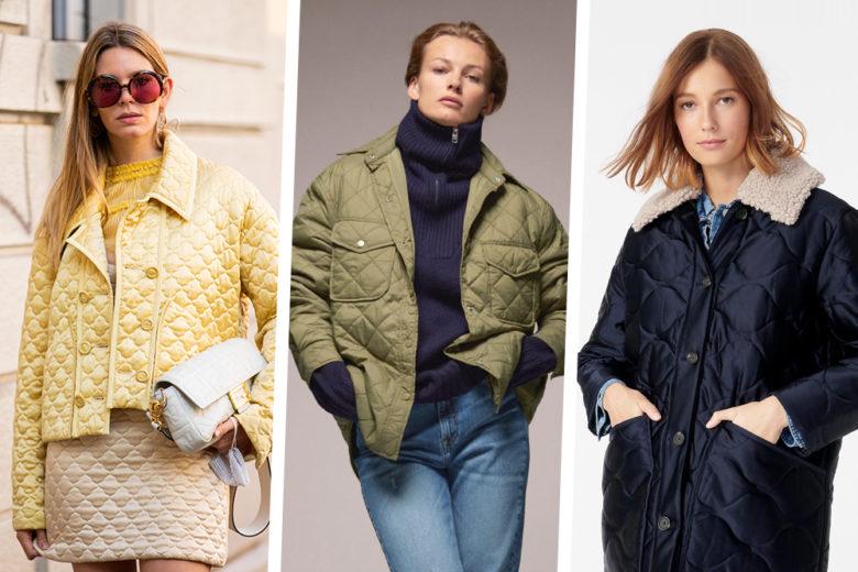 Quilted jacket: le giacche trapuntate sono cool (e perfette in questo periodo dell'anno!)
