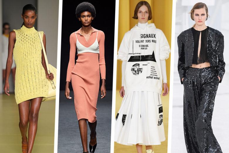 Moda Primavera-Estate 2021: le tendenze dalle sfilate per la prossima stagione