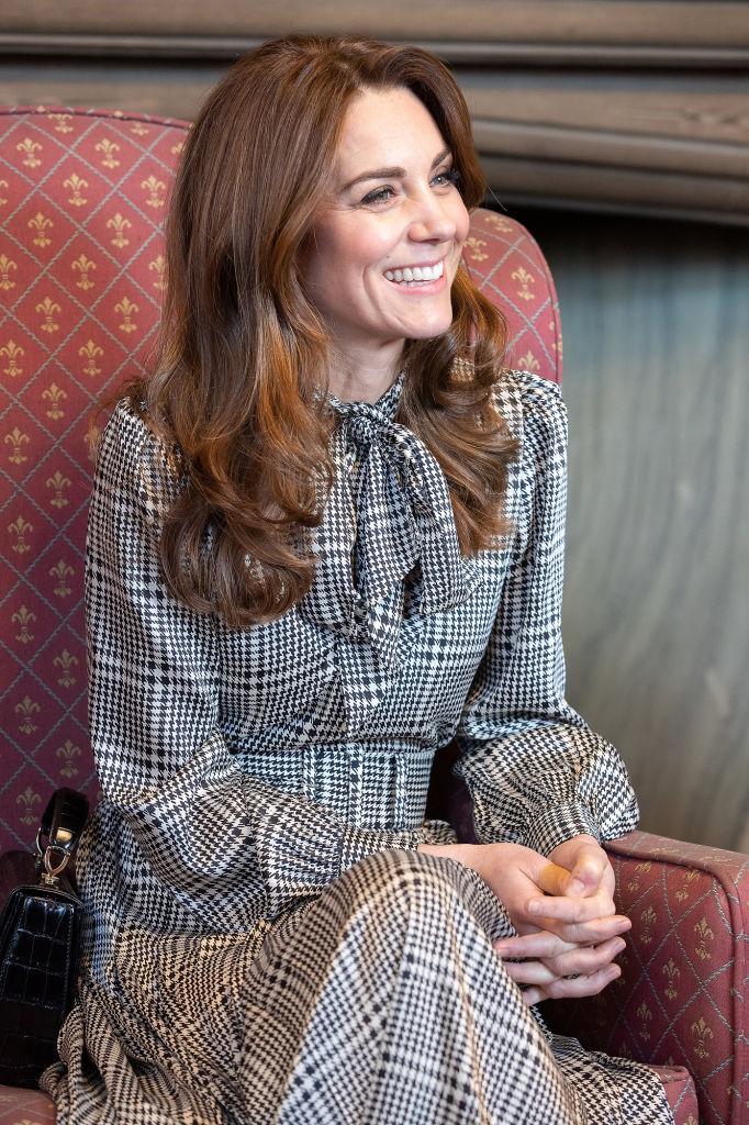 Kate Middleton in Zara