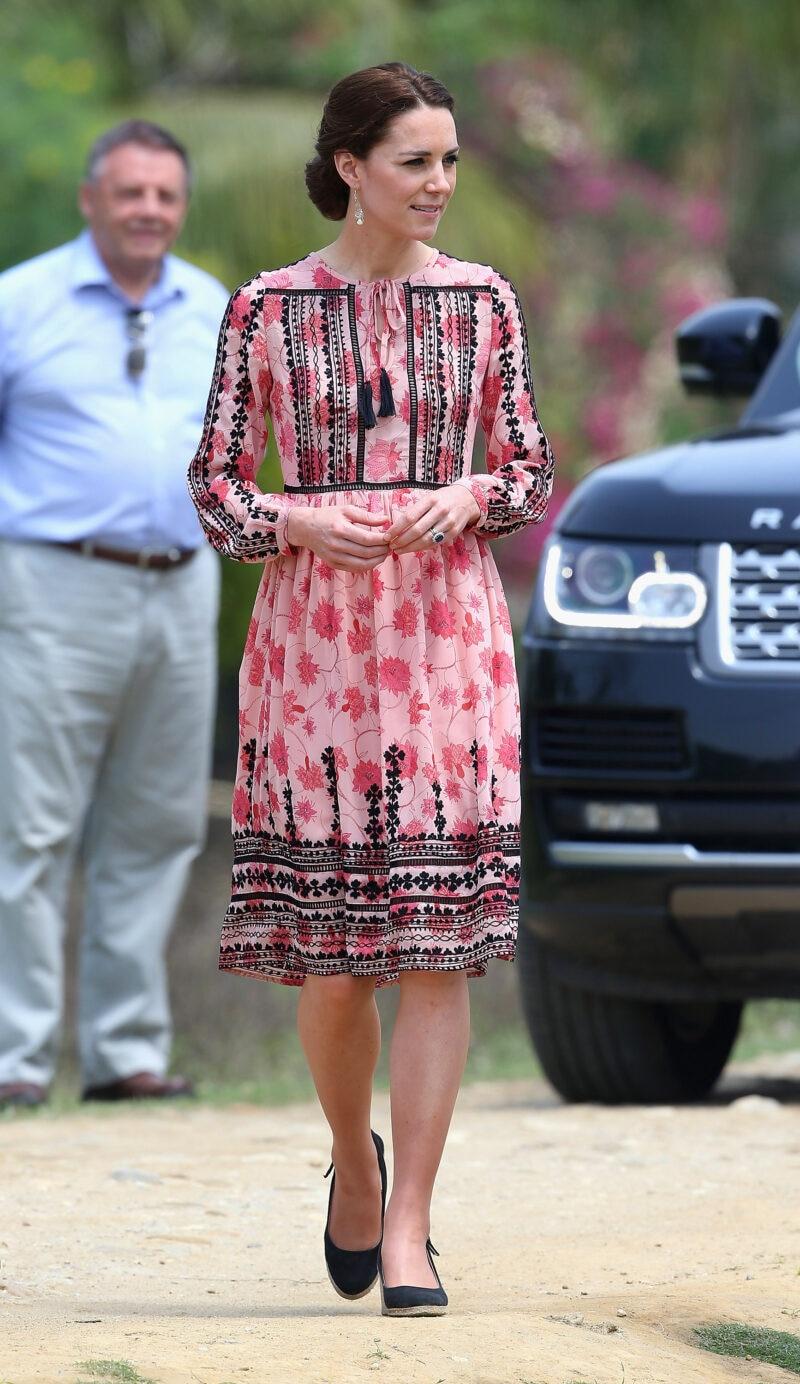 Kate Middleton in TopShop