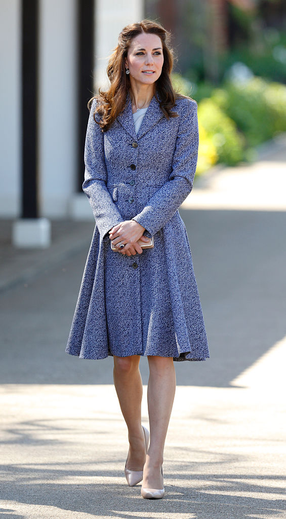 Kate Middleton in Michael Kors