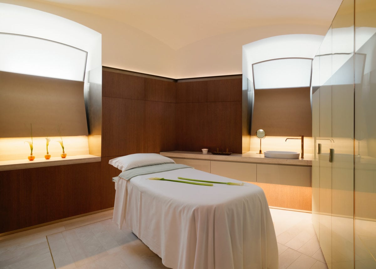 Hotel Eden Roma – The Eden Spa, single spa suite