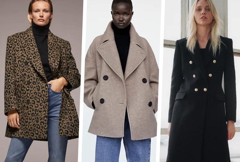 10 cappotti Zara che vi faranno amare (comunque) l'autunno