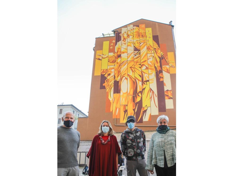 Martino Midali, Anna Scavuzzo – Vicesindaco Milano, Walter Contipelli – Collettivo Orticanoodles , Caterina Antola