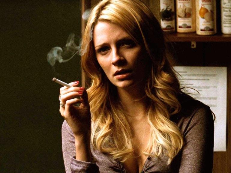 Mischa Barton sigaretta