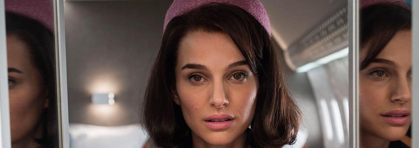 Natalie Portman cappello rosa