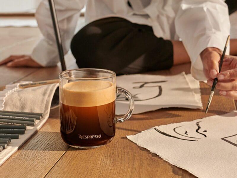 Nespresso Vertuo caffe 16