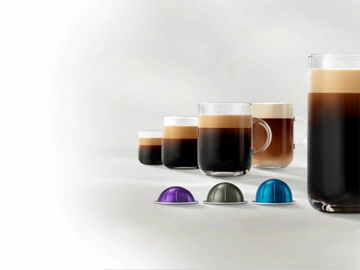 Nespresso Vertuo caffe 17