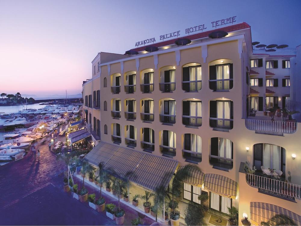 aragona palace hotel terme