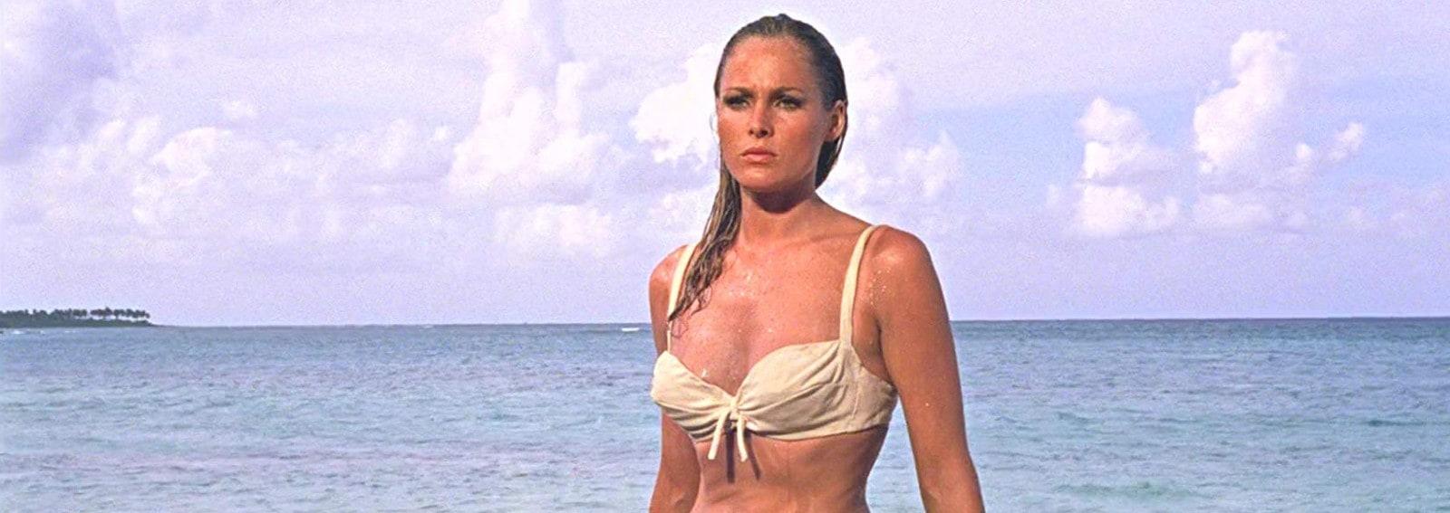 bikini james bond hero