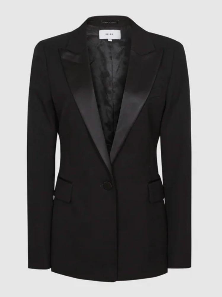 blazer nero