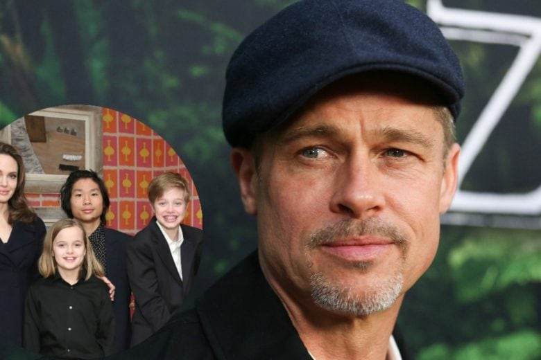 Brad Pitt riporta in tribunale Angelina Jolie: vuole la custodia congiunta dei figli