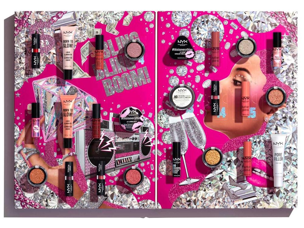 calendario-dell'avvento-beauty-2020-NYX-PROFESSIONAL-MAKE-UP