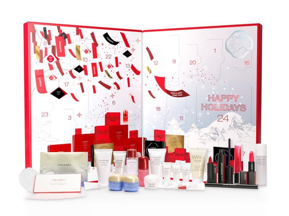 calendario-dell'avvento-beauty-2020-SISHEIDO
